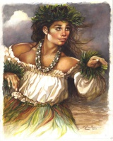 """The Hula"" (Hawaii)"